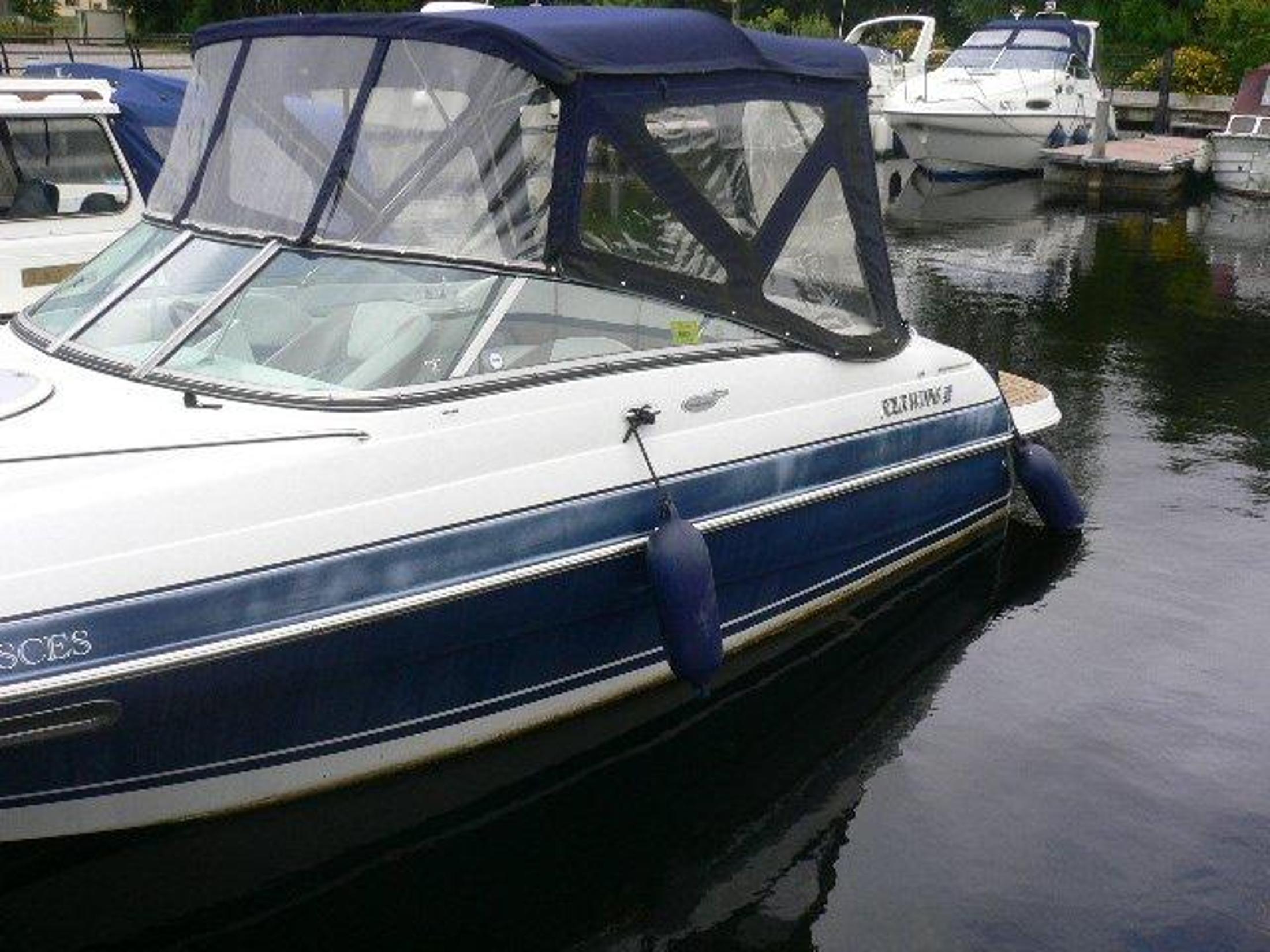 2004 Four Winns 205 Sundowner Power Boat For Sale