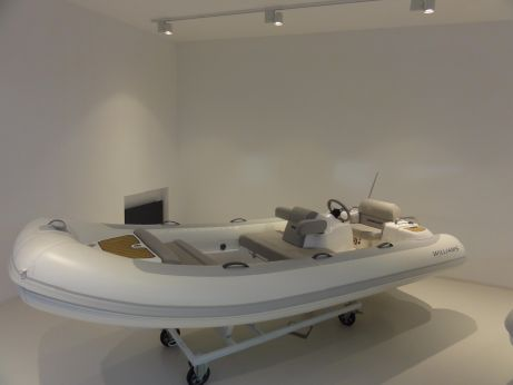 2012 Williams Jet Tenders Turbojet 445