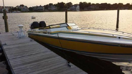 1991 Superboats 30' W/2006 2.5L RACING MERCS