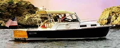 2000 Legacy Yachts 28