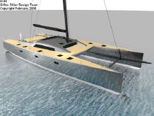 2014 Multiplast Custom Sailing Cat 85