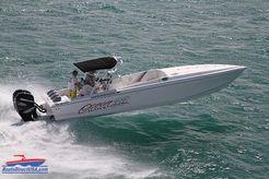 2014 Ocean Hawk Center Console cuddy 33 cuddy