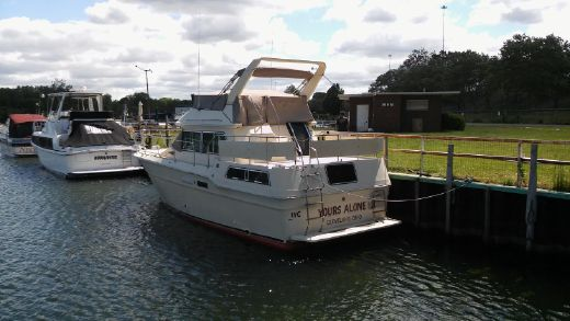 1982 Sea Ray 360 Aft Cabin