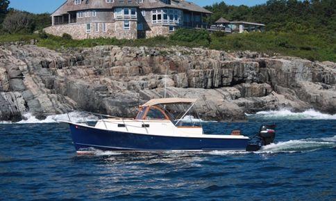 2015 Seaway 24 Seafarer