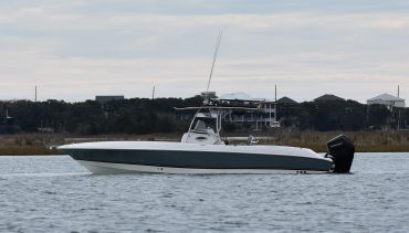 2008 Wellcraft Scarab 32