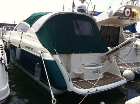 1996 Fairline Targa 37