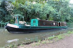 1997 Narrowboat Tug 48' Midland Canal Centre