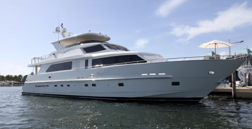 2007 Hargrave Raised Pilothouse