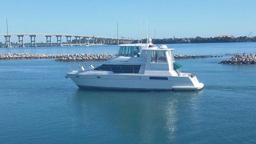 1996 Carver 500 Cockpit Motor Yacht