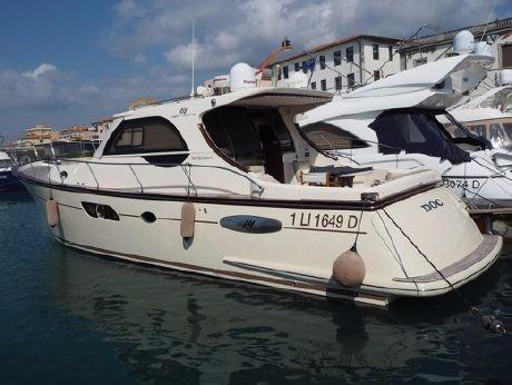 2000 Abati Yachts TEST