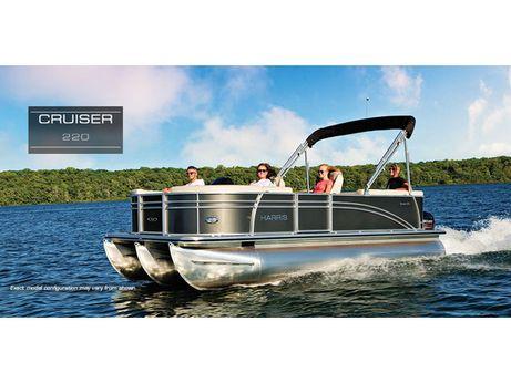 2018 Harris Flotebote Cruiser 220
