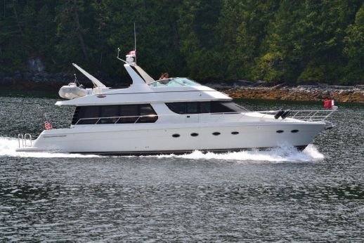 2005 Carver 570 Voyager Pilothouse