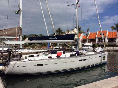 2011 Hanse 430