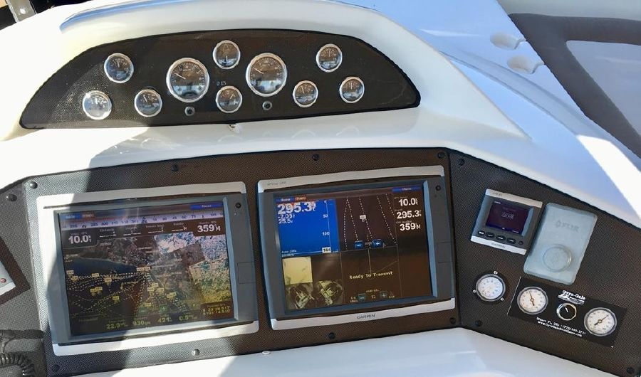Sunseeker 82 Yacht Electronics