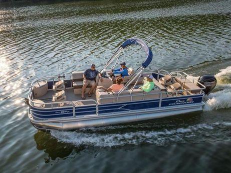 2018 Sun Tracker FISHIN' BARGE® 22 DLX