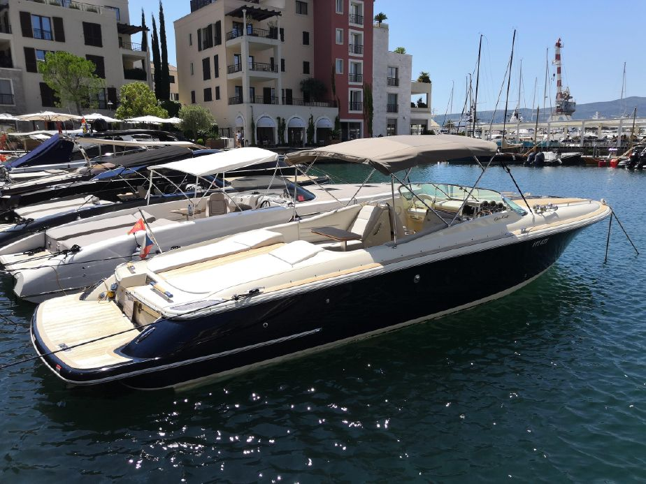 2013 chris-craft corsair 32