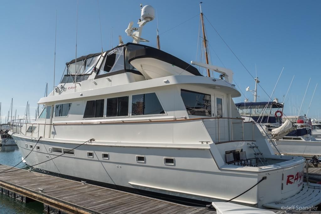 1989 70 hatteras cockpit motor yacht power new and used for Worldwide motors san diego ca