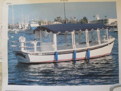 2014 Duffy 21 Sun Cruiser