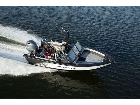 2017 Starcraft Fishing Titan 186