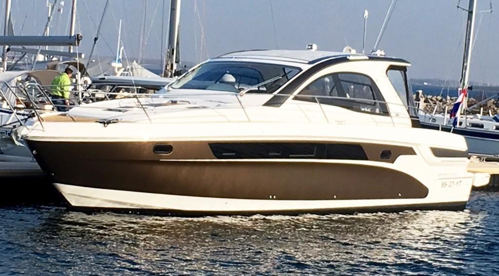 2014 Bavaria Motor Boats Sport 44 Ht Power Boat For Sale
