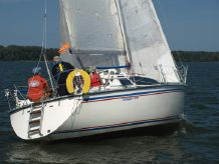 1989 Tanzer 29