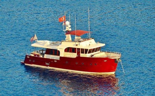 2009 Kuntur Trawler 64