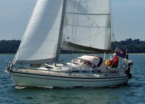 1992 Dehler 36 CWS