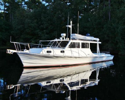 1996 Robbins Chesapeake Bay Deadrise