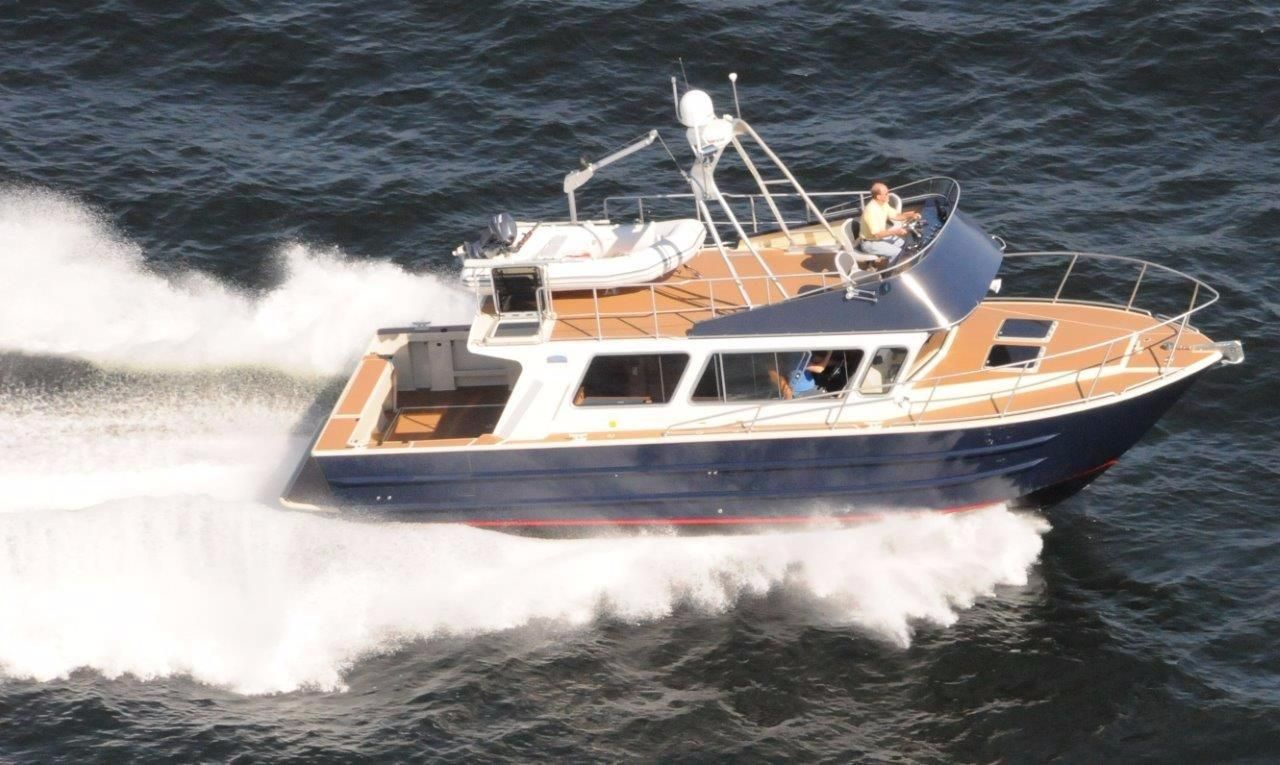 2019 Eaglecraft 38 Cruiser Power Boat For Sale Www Yachtworld Com
