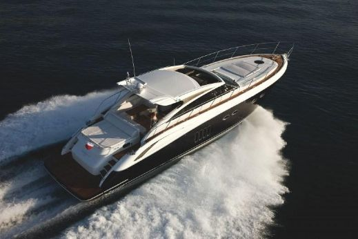 2010 Princess Yachts V 62