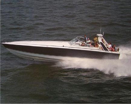 1990 Cary Express Offshore