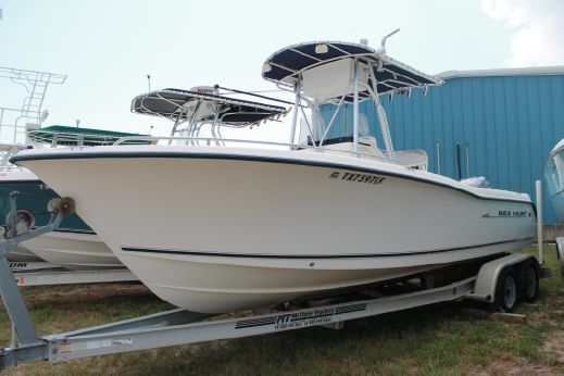 2005 Sea Hunt 232 TRITON CENTER CONSOLE