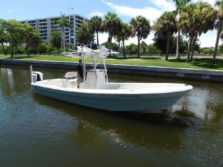 2015 Andros Boatworks Tarpon 26