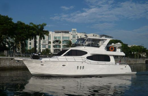 2013 Activa 5800 Pilothouse