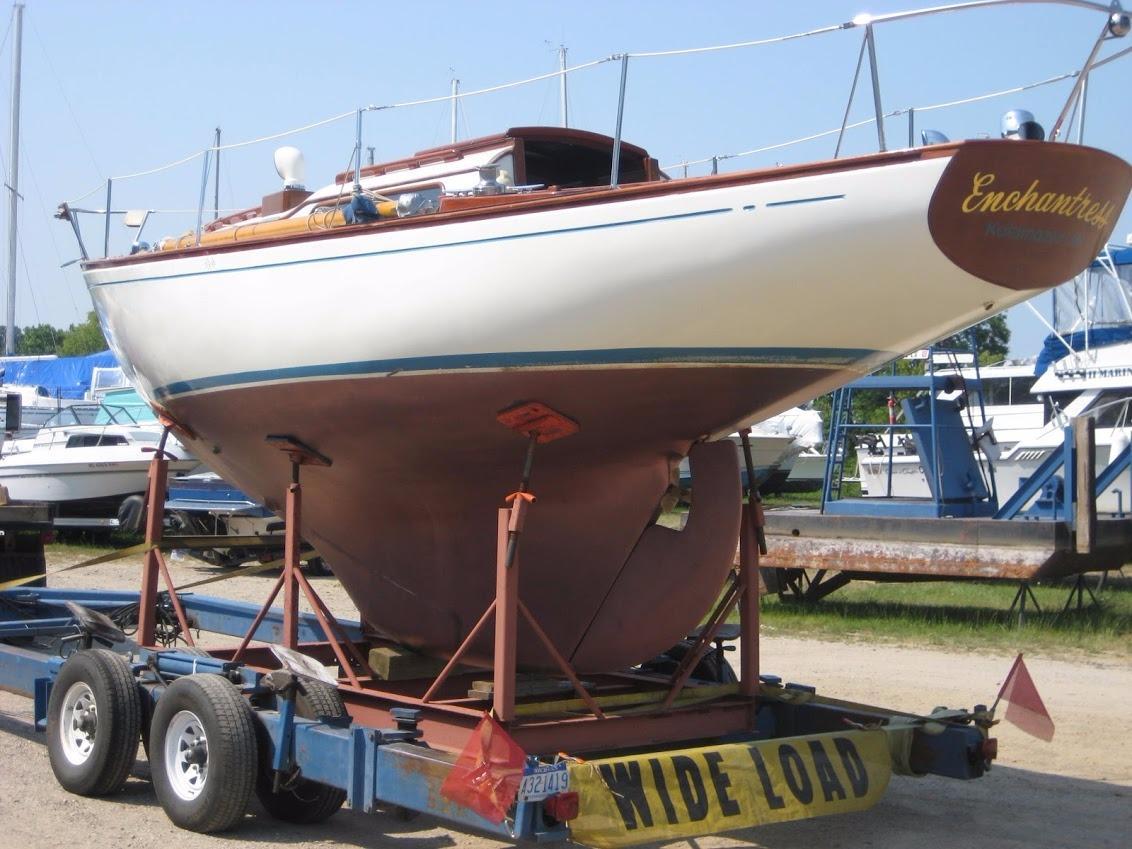 1960 Tripp 30 Sail Boat For Sale wwwyachtworldcom : 5773504201604120328213271XLARGE from www.yachtworld.com size 1132 x 849 jpeg 131kB