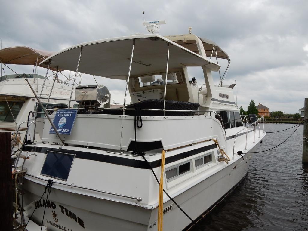 1980 viking double cabin cruiser power boat for sale www for Viking 43 double cabin motor yacht
