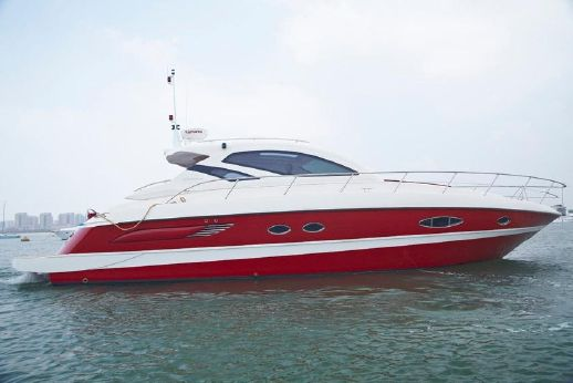 2015 Sea Stella 46ft high speed sport yacht