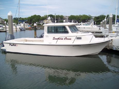 2006 Parker 2520 XL Sport Cabin