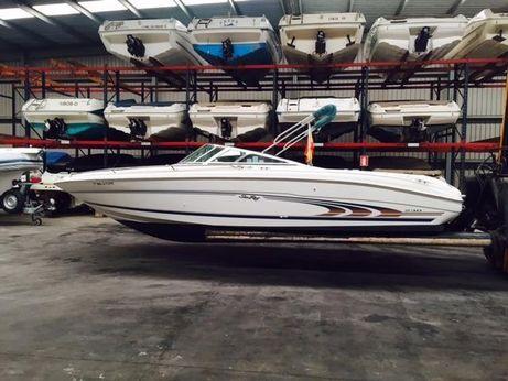 1995 Sea Ray 230 Bow Rider