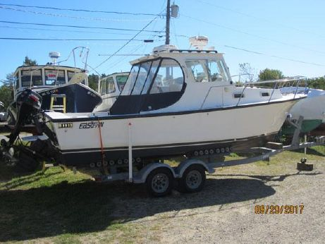 2004 Eastern 27' Downeast lobster yacht