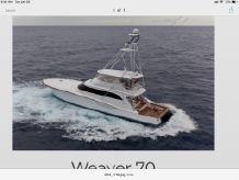 2021 Weaver 70