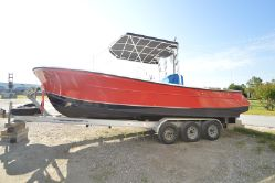photo of  26' Dusky Wide Body