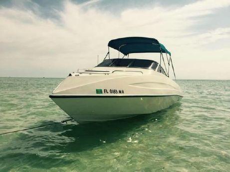 2000 Legacy Boat 21