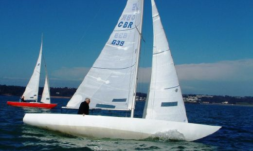 1990 Etchells Keelboat (fleet of 3)