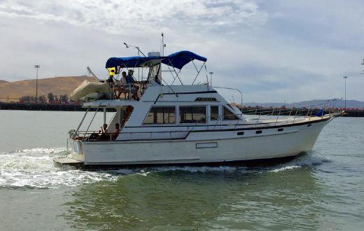 1986 Island Gypsy Cockpit Motor Yacht
