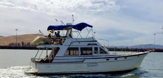 1986 Island Gypsy 44 SEDAN