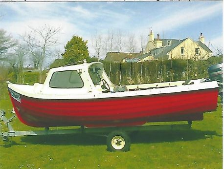 1998 Orkney Boats Fastliner 16