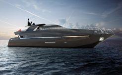 2017 Tiranian Yachts ANATOMIC 42