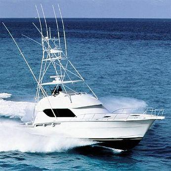 2001 Hatteras 55 Convertible