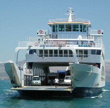2007 Double Ended Day Pax Car Ferry
